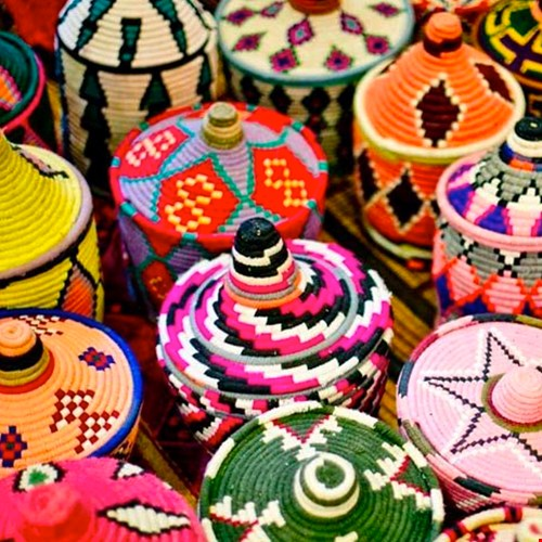 Berber baskets